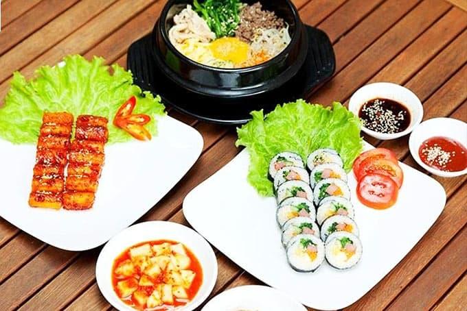 Top 6 Nhà Hàng Món Hàn Ngon Không Nên Bỏ Lỡ Tại TP HCM - nhà hàng món hàn ngon - Bibimbap Korean Food | K - Pub | Kimbap Hoàng Tử 35