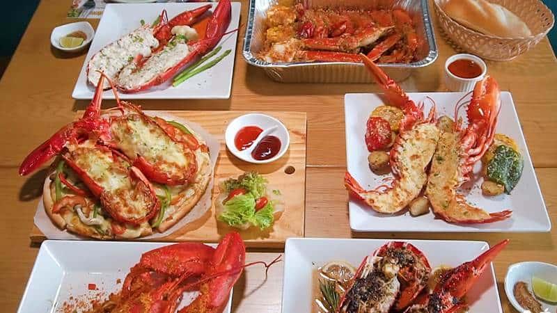 Top 6 Nhà Hàng Buffet Hải Sản Ăn Là Nghiền Tại Quận 3, HCM - nhà hàng buffet hải sản ăn là nghiền - Quận 3 3