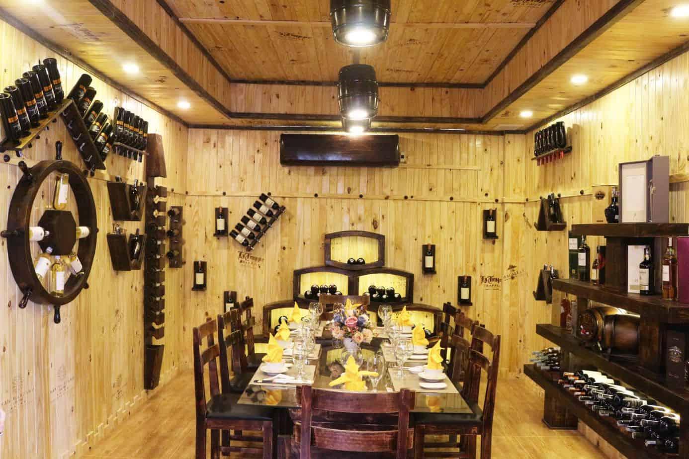 Top 10 Nhà Hàng Phục Vụ Rượu Vang Ngon, Chất Lượng Tại HCM - nhà hàng phục vụ rượu vang ngon - Corso Restaurant 3