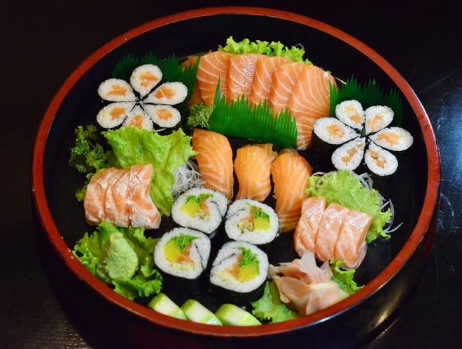 Top 6 Nhà Hàng Sushi Ngon Nhất Tại Quận 1 TPHCM - nhà hàng shushi ngon nhất tại quận 1 - Haha Sushi | Nhà hàng Lá Phong | Okome Sushi Bar 37