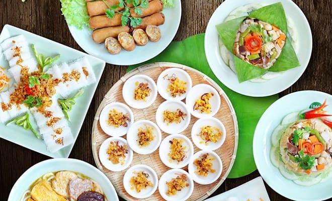 Top 6 Nhà Hàng Ẩm Thực Miền Trung Ngon Nổi Tiếng Tại TP HCM - nhà hàng ẩm thực miền trung - Ân Nam Quán | Cơm Quê Mười Khó | Hội An Quán 40