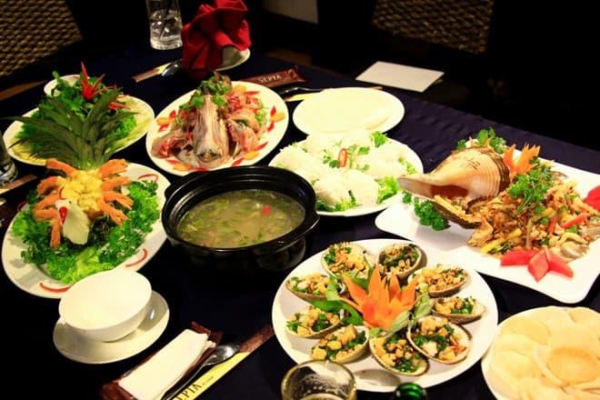 Top 5 Nhà hàng Hải Sản Ngon Không Nên Bỏ Lỡ tại TP HCM - nhà hàng hải sản ngon ở tphcm - Marina Sài Gòn | Nhà hàng Hải Sản cao cấp Yo's | Nhà hàng Rạn Biển 34