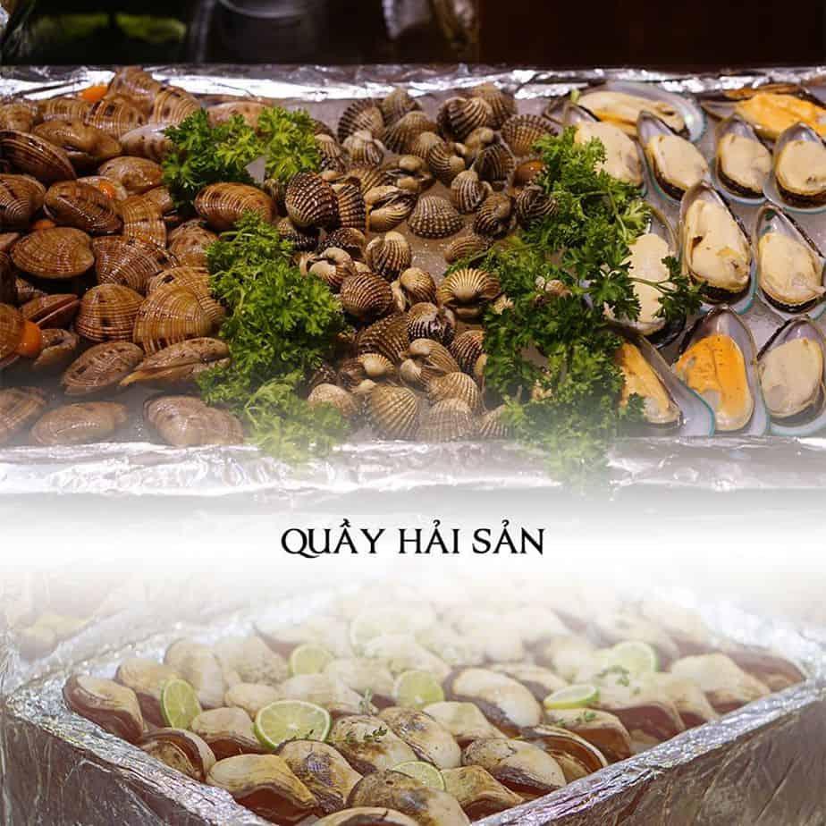 Top 8 Nhà Hàng Buffet Cao Cấp Tại TPHCM Mà Dân Sành Ăn Không Nên Bỏ Lỡ - nhà hàng buffet cao câp tại tphcm - Caravelle Saigon hotel | Hoàng Yến Premier | Nhà Hàng Buffet 97