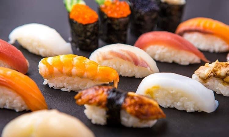 Top 6 Nhà Hàng Sushi Ngon Nhất Tại Quận 1 TPHCM - nhà hàng shushi ngon nhất tại quận 1 - Haha Sushi | Nhà hàng Lá Phong | Okome Sushi Bar 59