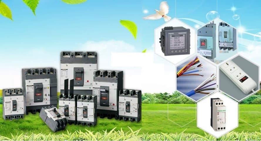 công ty cung cấp thiết bị điện chính hãng