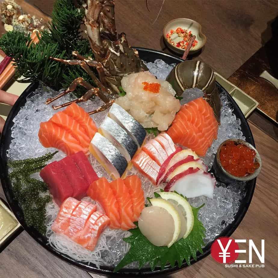 nhà hàng shushi ngon nhất tại quận 1