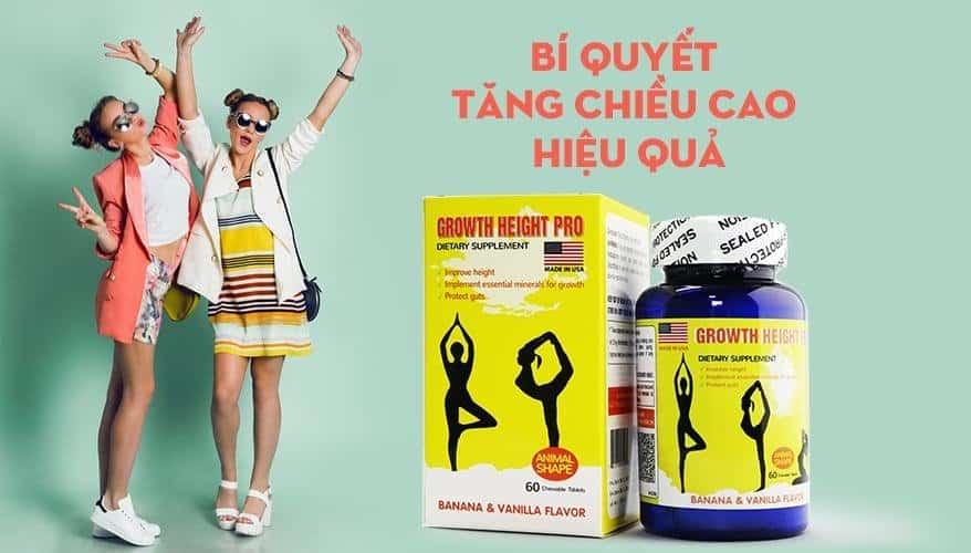 - Top 9 Giải Pháp Tăng Chiều Cao Phổ Biến Tại Việt Nam