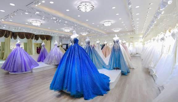 Top 10 Cửa Hàng Cho Thuê Váy Cưới Đẹp, Chất Lượng Ở Đà Nẵng - cửa hàng cho thuê váy cưới đẹp - Áo Cưới Cát Tường   Bella Wedding Studio's   Duy Wedding 39