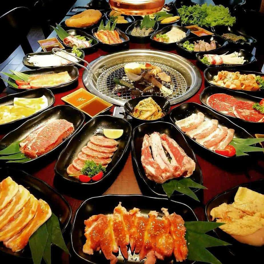 Top 10 Nhà Hàng Nướng Chuẩn Ngon Bổ Rẻ Ở Sapa - nhà hàng nướng chuẩn ngon bổ rẻ - H'mong BBQ Sapa | Lẩu Và Nướng Hoa Trà Quán | Mr Cò BBQ 47