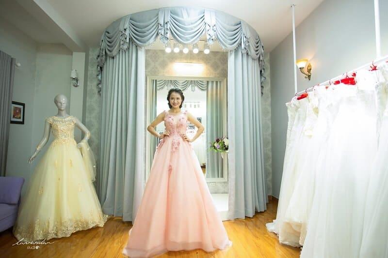 cửa hàng cho thuê váy cưới đẹp