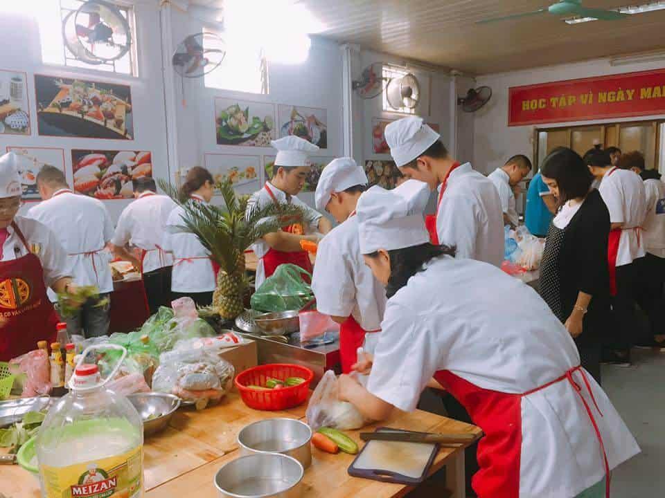 Top 10 Địa Điểm Dạy Nấu Món Ăn Chay Nổi Tiếng Tại Hà Nội - địa điểm dạy nấu món ăn chay nổi tiếng tại hà nội - CÔNG TY CỔ PHẦN GIÁO DỤC VIỆT NAM | Hà Nội | Hướng Nghiệp Á Âu 29
