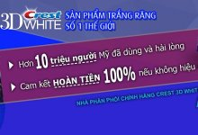 Photo of Review Miếng Dán Trắng Răng Crest 3D White Từ MYSTICARE.VN