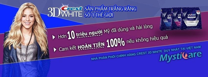 Review Miếng Dán Trắng Răng Crest 3D White Từ MYSTICARE.VN -  - Thương Hiệu Crest 3D 9