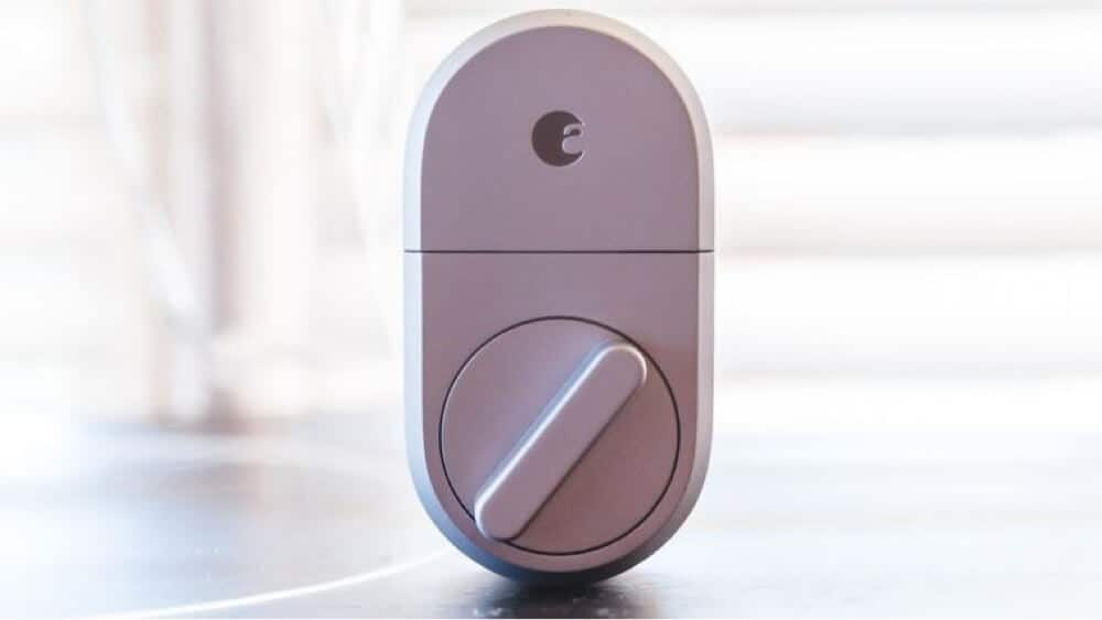 5. Khóa cửa thông minh August Smart Lock Pro
