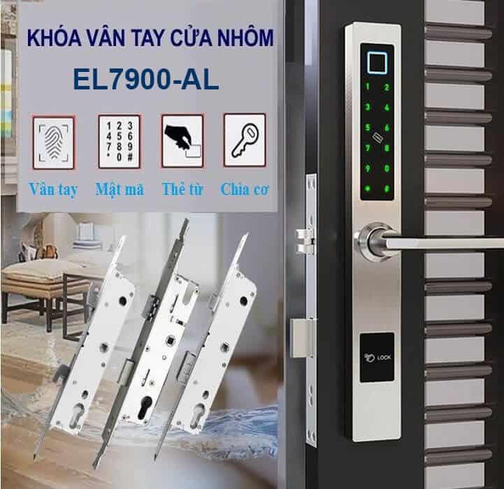 Top 8 Khóa Cửa Thông Minh Dành Cho Cửa Nhôm - khóa cửa thông minh dành cho của nhôm - Khóa Cửa | Khóa Thông Minh Dessmann G811FP | Khóa Thông Minh Kitos KT-AL410 25