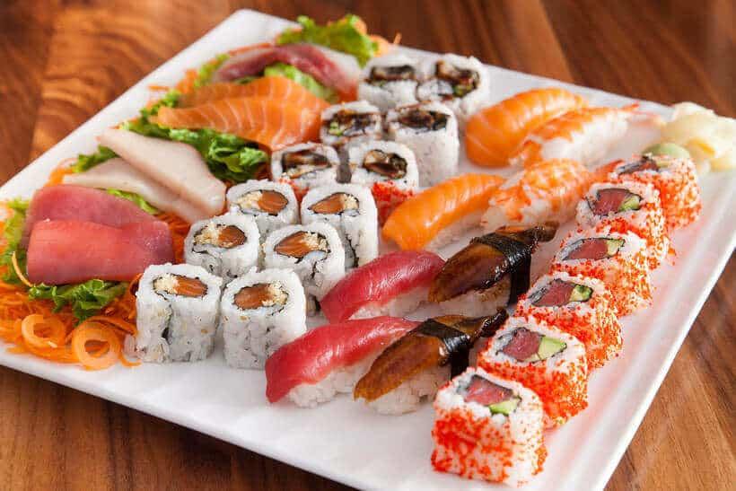 - Top 5 Nhà Hàng Sushi Ngon Được Yêu Thích Nhất Tại TP HCM
