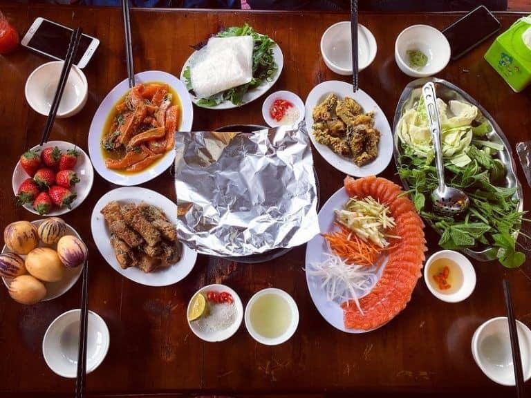 Top 10 Nhà Hàng Ngon Nổi Tiếng Ở Sapa - nhà hàng ngon nổi tiếng - Nhà Hàng Anh Dũng Sapa | Nhà Hàng Già Bản | Nhà Hàng Hải Lâm 59