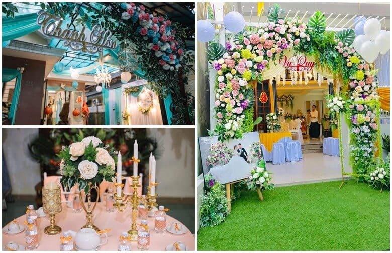 Top 8 dịch vụ Decor Tiệc cưới Đẹp Tuyệt Vời Ở Huế - dịch vụ decor tiệc cưới ở huế - Dịch vụ trang trí tiệc cưới An Nhiên | Dịch vụ trang trí tiệc cưới Hoa Viên | Dịch vụ trang trí tiệc cưới hỏi Happy 21