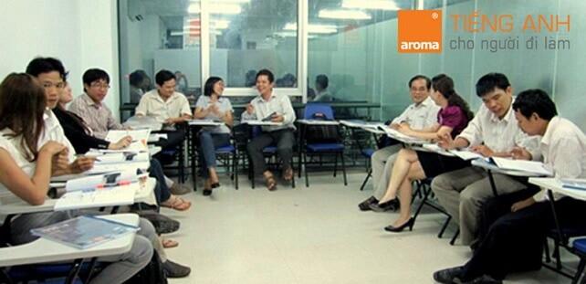 - Top 10 Trường Dạy Tiếng Anh Giao Tiếp Cho Người Đi Làm Nổi Tiếng HCM