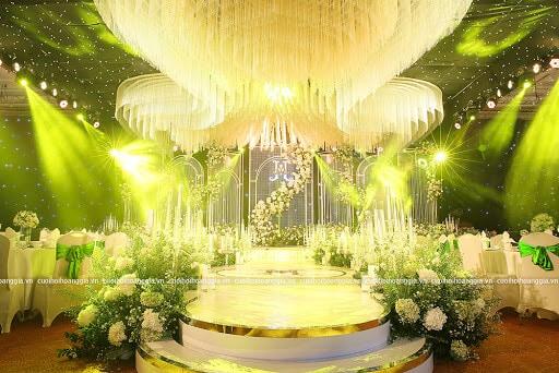 Top 10 Dịch Vụ Trang Trí Tiệc Cưới Đẹp Như Mơ Ở Hà Nội - dịch vụ trang trí tiệc cưới - Cưới Hỏi Phương Anh 1