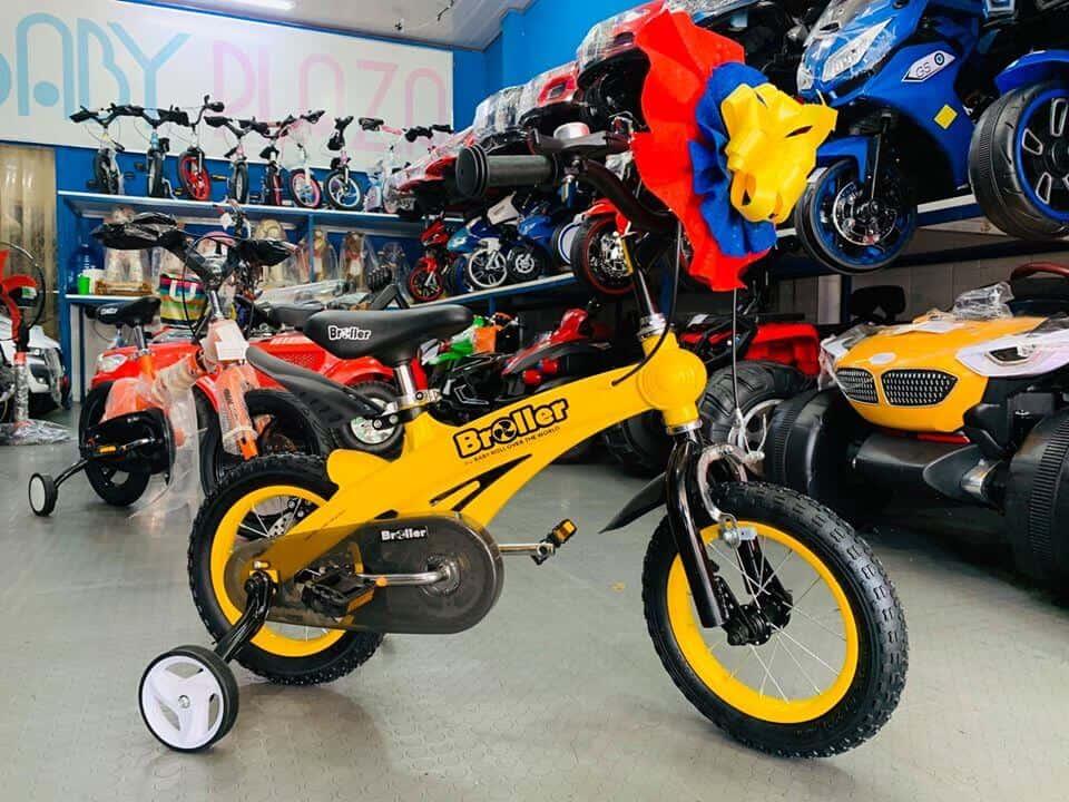 cửa hàng bán xe đạp cho trẻ em chính hãng tại tphcm