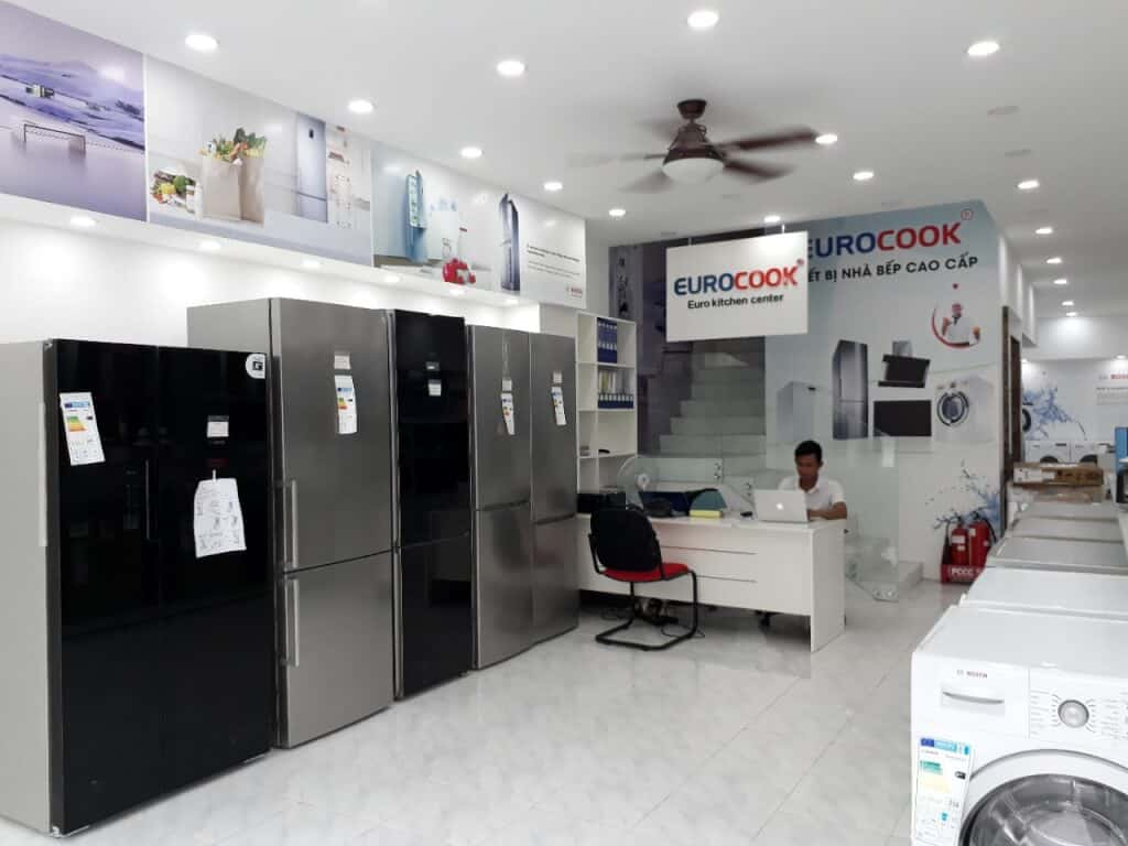 cửa hàng bán máy rửa bát uy tín tại Hà Nội