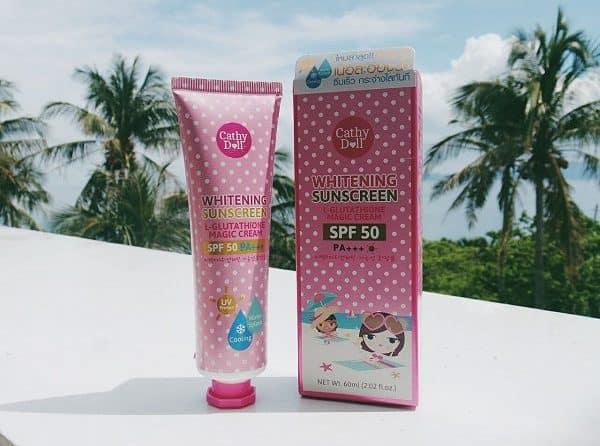 Top 3 Kem Chống Nắng Đến Từ Thái Lan Khiến Các Nàng Mê Mẩn - kem chống nắng của thái lan - Kem Chống Nắng 23