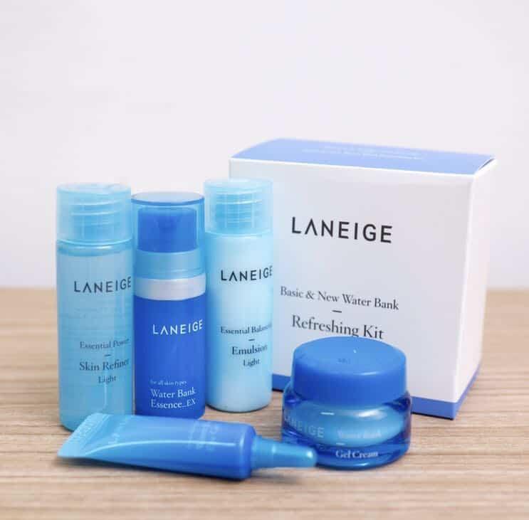 mỹ phẩm nổi bật của thương hiệu laneige được tin dùng