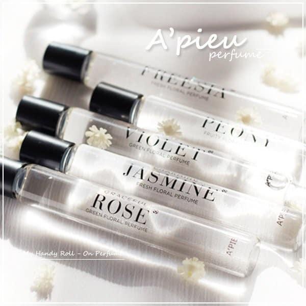 Top 5 Chai Nước Hoa Hàn Quốc Giá Rẻ Khiến Các Chị Em Vô Cùng Thích Thú - nước hoa của hàn quốc - Missha Ravoir Eau de Parfum   My Handy Roll - On Perfume   nước hoa của hàn quốc 17
