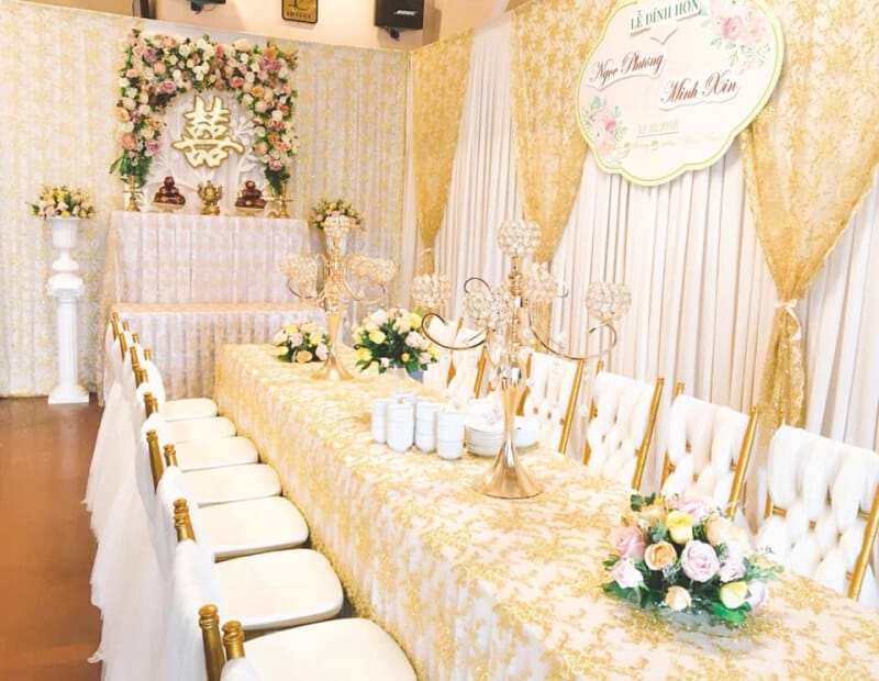 Top 8 Dịch Vụ Trang Trí Tiệc Đám Cưới Nổi Tiếng Đông Hà, Quảng Trị - dịch vụ trang trí tiệc đám cưới nổi tiếng đông hà - Cưới hỏi trọn gói Minh Tuấn | Dịch vụ cưới hỏi Bê Vàng | Dịch vụ cưới hỏi Công Minh 21