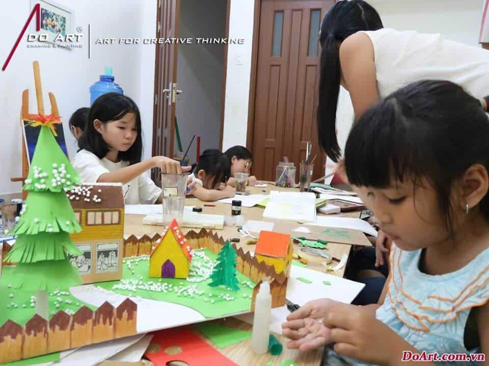 Top 10 Trung Tâm Dạy Vẽ Cho Trẻ Em Chất Lượng Tại TP HCM -  - Công ty cổ phần giáo dục Art For Kids | Do Art | Kids Art & Music Saigon 29