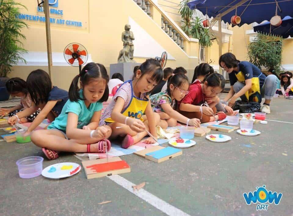 - Top 10 Trung Tâm Dạy Vẽ Cho Trẻ Em Chất Lượng Tại TP HCM