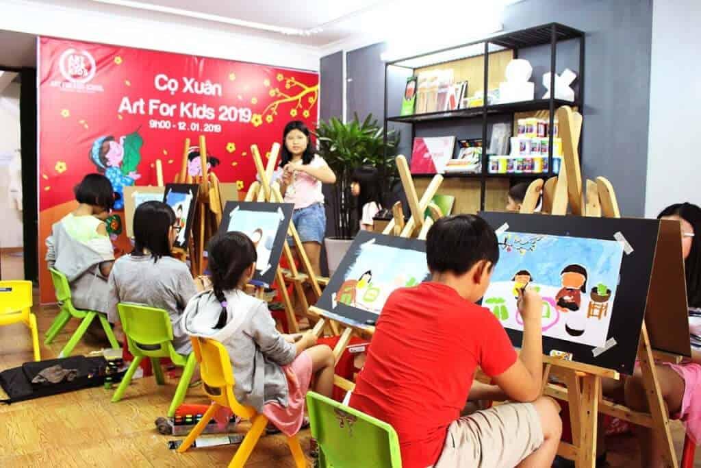 Top 10 Trung Tâm Dạy Vẽ Cho Trẻ Em Chất Lượng Tại TP HCM -  - Công ty cổ phần giáo dục Art For Kids | Do Art | Kids Art & Music Saigon 35