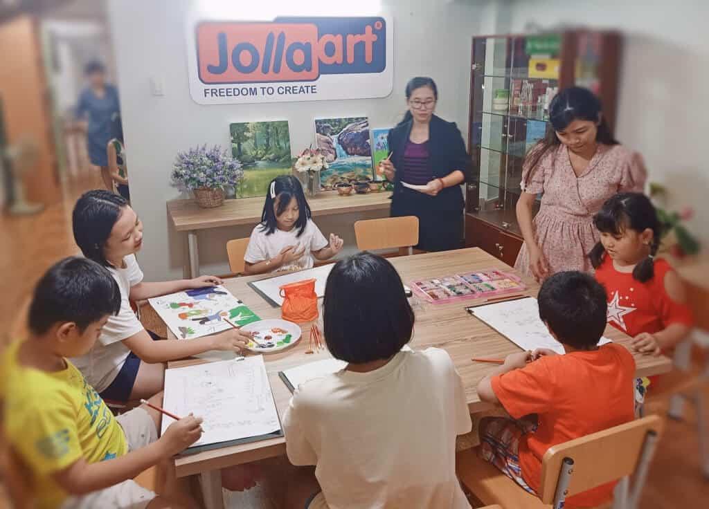 Top 10 Trung Tâm Dạy Vẽ Cho Trẻ Em Chất Lượng Tại TP HCM -  - Công ty cổ phần giáo dục Art For Kids | Do Art | Kids Art & Music Saigon 21