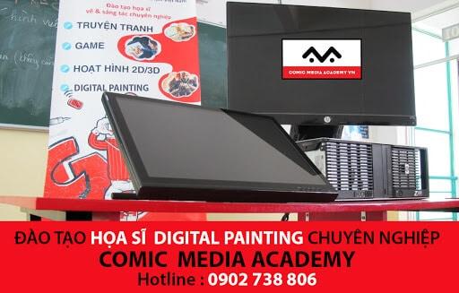 Top 7 Khóa Học Digital Painting Nổi Tiếng Ở HCM - khóa học digital painting nổi tiếng - 3D Motion | Art Soup - Workshop | Color ME 46