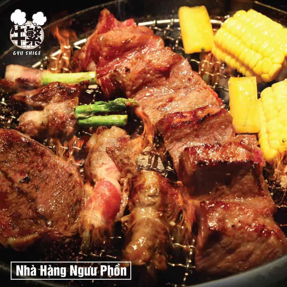 Top 7 Nhà Hàng Nhật Ngon Nức Tiếng Tại TpHCM - nhà hàng nhật ngon nức tiếng tại tp hcm - Chiyoda Sushi | Gyu Shige - Ngưu Phồn | IKI Sushi 25