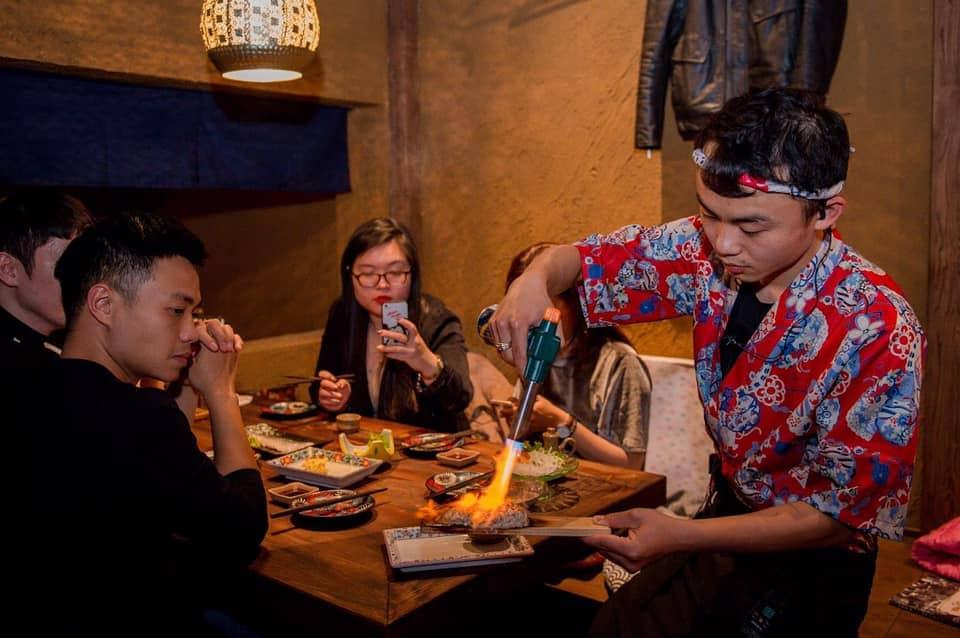 Top 7 Nhà Hàng Nhật Ngon Nức Tiếng Tại TpHCM - nhà hàng nhật ngon nức tiếng tại tp hcm - Chiyoda Sushi | Gyu Shige - Ngưu Phồn | IKI Sushi 15