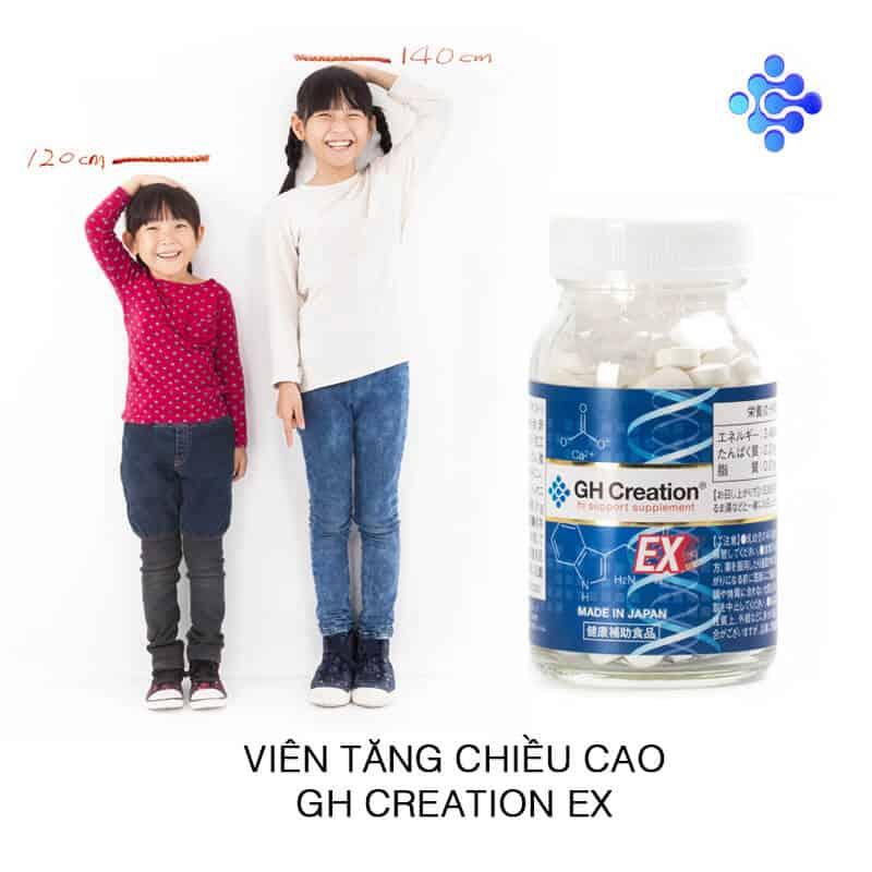 Top 5 Thực Phẩm Chức Năng Giúp Phát Triền Chiều Cao Cho Trẻ Em Trên 10 Tuổi - thực phẩm chức năng giúp tăng chiều cao cho trẻ trên 10 tuổi - GH Creation   Growth Plus   MeQuib 3b - MenaQ7 17