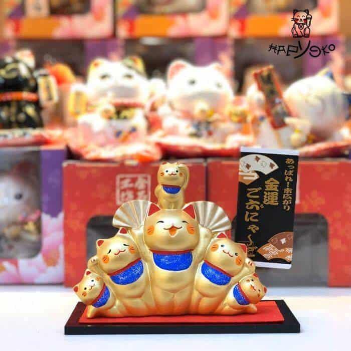 Top 6 Cửa Hàng Bán Mèo May Mắn Chất Lượng Ở TPHCM - cửa hàng bán mèo may mắn ở hcm - Hapyoko | Lucky Shop | Maneki Neko House 19