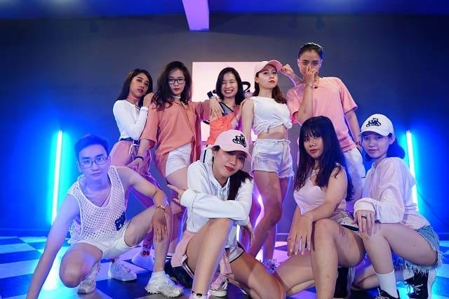 trung tâm dạy kpop dance giới trẻ yêu thích
