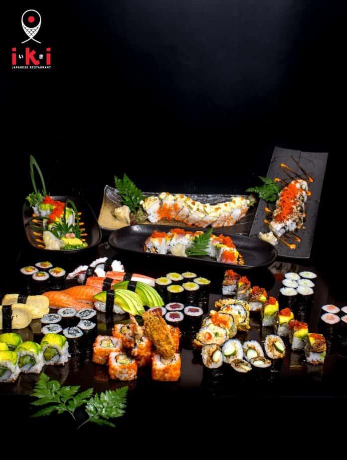 Top 7 Nhà Hàng Nhật Ngon Nức Tiếng Tại TpHCM - nhà hàng nhật ngon nức tiếng tại tp hcm - Chiyoda Sushi 1