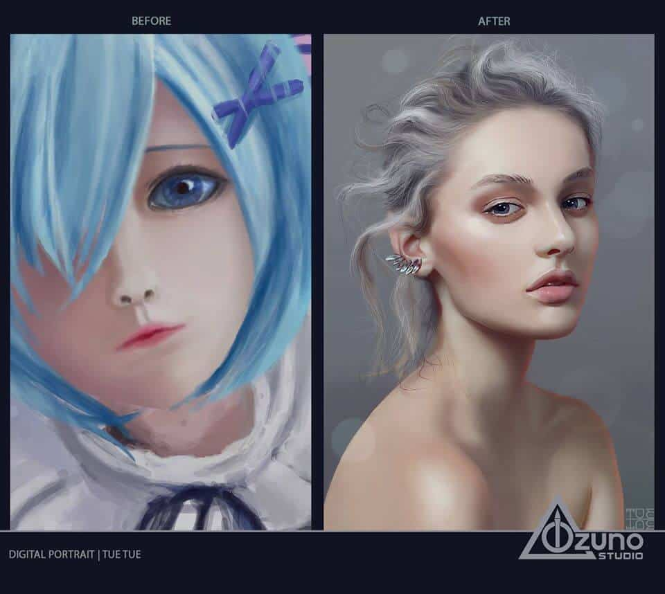 Top 7 Khóa Học Digital Painting Nổi Tiếng Ở HCM - khóa học digital painting nổi tiếng - 3D Motion | Art Soup - Workshop | Color ME 29
