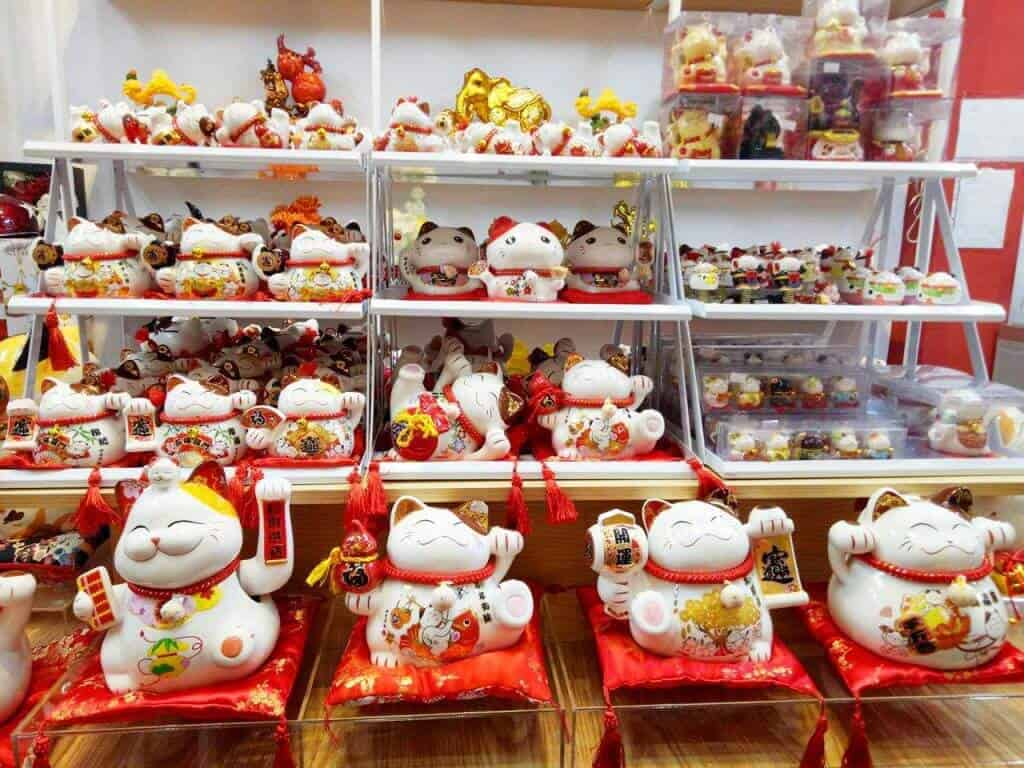 Top 7 Cửa Hàng Bán Mèo May Mắn Cầu Tình Duyên Nổi Tiếng - mèo may mắn cầu tình duyên - Hapyoko | Lucky Shop | Maneki Neko 23