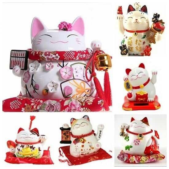 Top 7 Cửa Hàng Bán Mèo May Mắn Cầu Tình Duyên Nổi Tiếng - mèo may mắn cầu tình duyên - Hapyoko | Lucky Shop | Maneki Neko 21