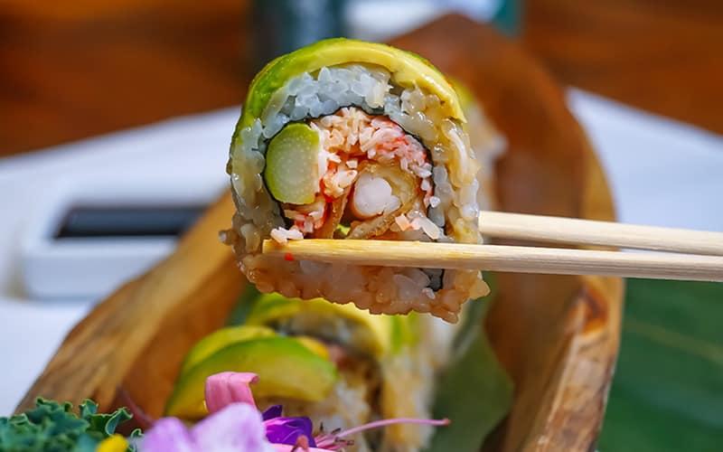 Nhà hàng nhật Haru Sushi chất lượng TPHCM