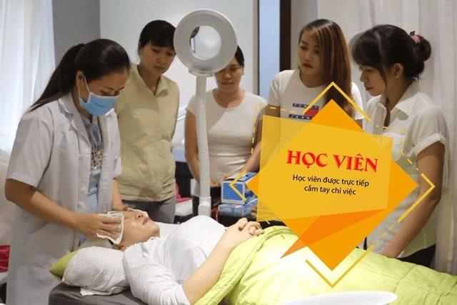 Top 10 Trung Tâm Dạy Điều Trị Mụn Uy Tín, Chất Lượng Tại HCM - trung tâm dạy điều trị mụn uy tín - Giáo Dục 36
