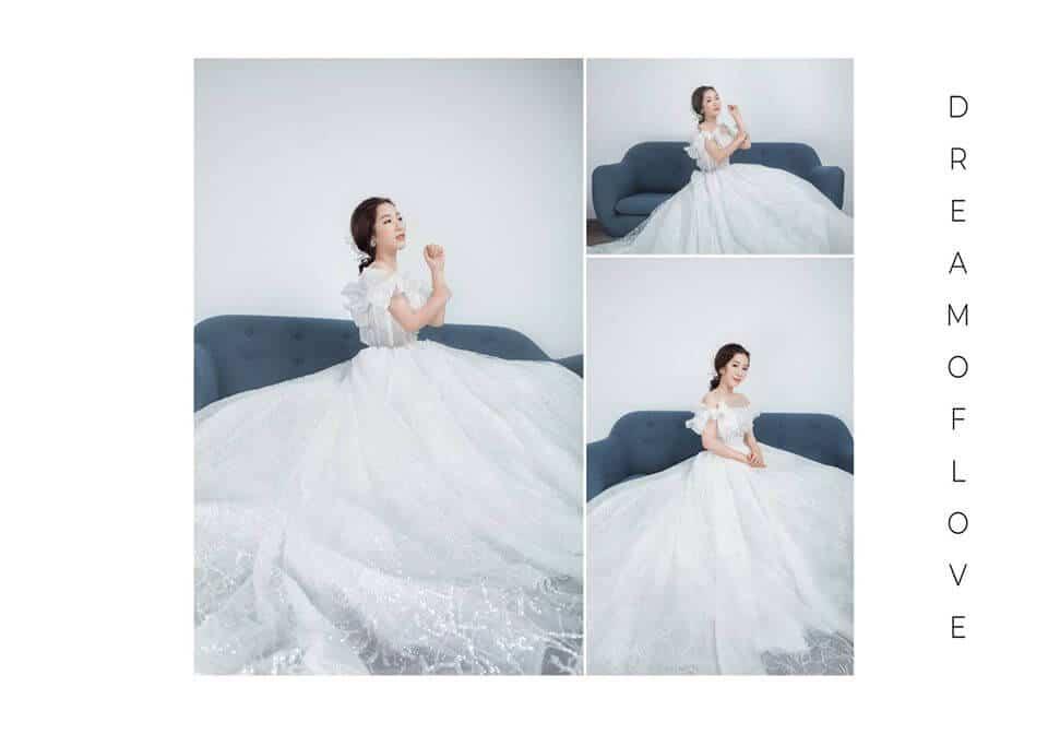 Top 8 Cửa Hàng Cho Thuê Váy Cưới Đẹp Và Uy Tín Tại Quy Nhơn - cửa hàng cho thuê váy cưới đẹp và uy tín - Áo Cưới Khải Trần | Chuột Bridal | Dundun Bridal Studio 45