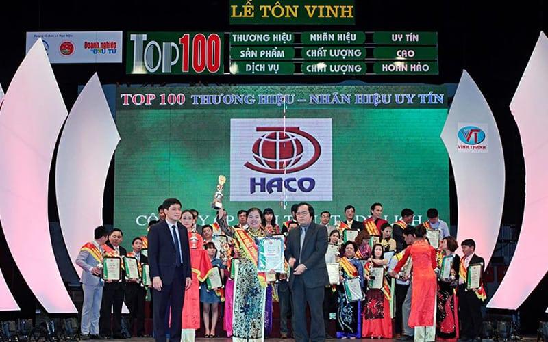 Công ty CP Dịch thuật – Đào tạo và Du lịch Việt Nam (HACO)