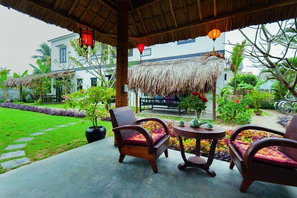 Top 10 Homestay Đẹp Ngất Ngây Tại Hội An Không Thể Chối Từ - homestay đẹp ngất ngây - An Bang Garden Homestay | Dragon Sea | Hà My Seaside Homestay 19