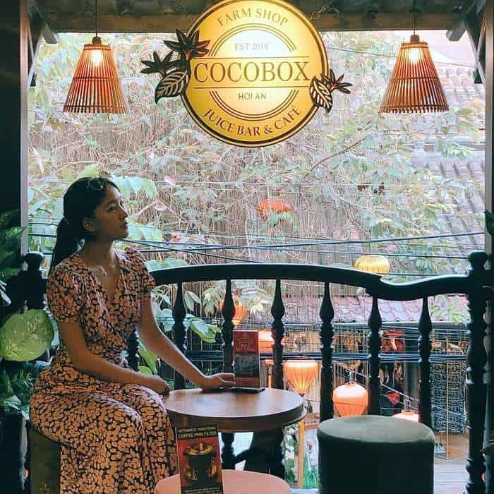 Top 10 Quán Cà Phê Có View Sân Thượng Cực Đẹp Ở Hội An - quán cà phê có view sân thượng đẹp - Cargo | Cocobox | Faifo Hội An Coffee 31